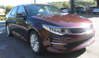 2018 Kia Optima LX Sedan (Burgundy) full
