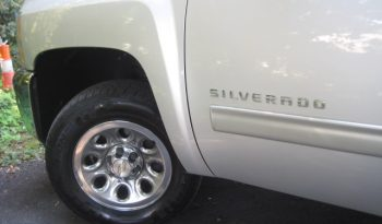 2013 GMC Sierra SLE Silver full