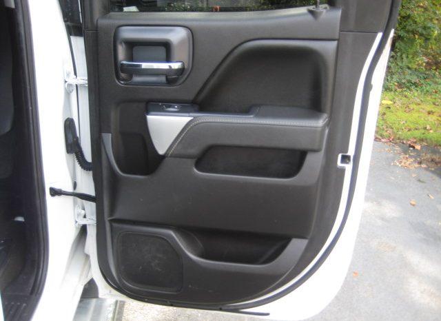 2015 Chevrolet Silverado 1500 LT 4WD Truck (White) full