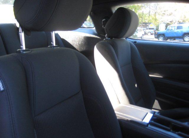 2013 Ford Mustang Premium Black full