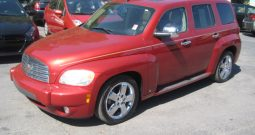 2010 Chevrolet HHR LT 5 Door Hatchback